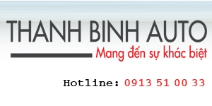 Báo giá các dịch vụ chăm sóc xe - ThanhBinhAuto